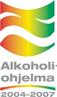 Alkoholiohjelma 2004-2007:n logo